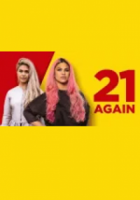 21 Again Cover, Online, Poster