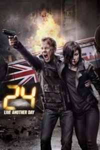 Cover 24: Live Another Day, Poster