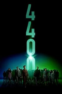 Cover 4400, Poster