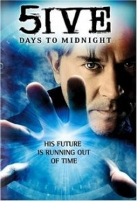 Cover 5ive Days to Midnight, Poster