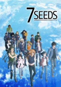 Cover 7 Seeds, Poster