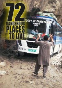 72 Dangerous Places to Live Cover, Poster, Blu-ray,  Bild