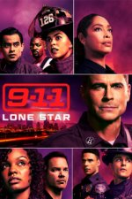 Cover 9-1-1: Lone Star, Poster 9-1-1: Lone Star