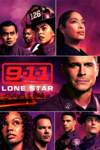 Cover 9-1-1: Lone Star, 9-1-1: Lone Star