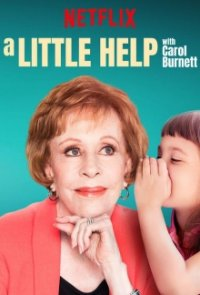 Cover A Little Help with Carol Burnett, Poster