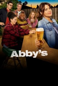 Cover Abby's, Poster