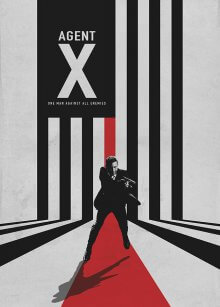Cover Agent X, Poster