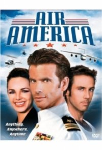 Cover Air America, Poster