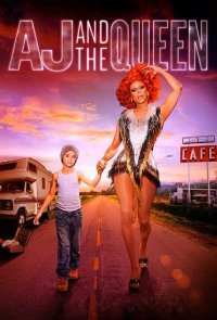 Cover AJ and the Queen, Poster