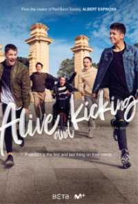 Poster, Alive and Kicking Serien Cover