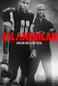 Cover All American, All American