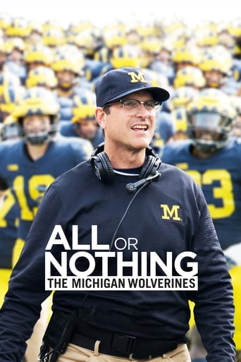 All or Nothing: The Michigan Wolverines, Cover, HD, Serien Stream, ganze Folge