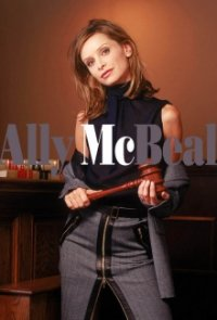 Cover Ally McBeal, Poster