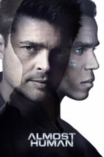 Cover Almost Human, Poster Almost Human
