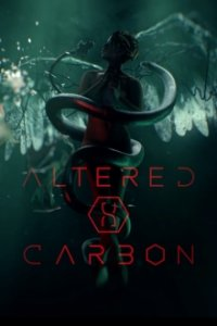 Cover Altered Carbon, Poster