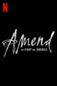 Cover Amend: The Fight for America, Poster