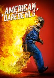 Cover American Daredevils – Hart am Limit, Poster