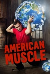 Cover American Muscle – Die Fitness-Profis, Poster