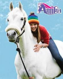 Cover Amika, Poster