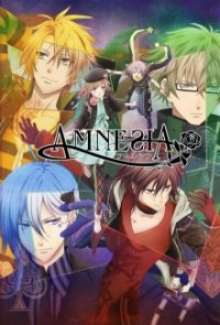 Amnesia Cover, Online, Poster