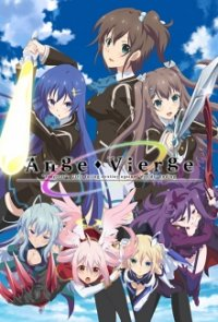 Ange Vierge Cover, Online, Poster