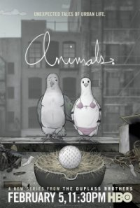 Cover Animals., Poster