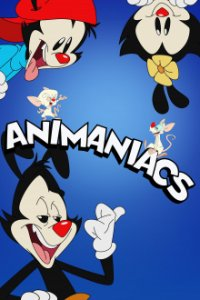Cover Animaniacs (2020), Poster