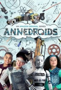 Cover Annedroids, Poster