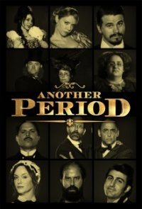 Another Period Cover, Poster, Another Period DVD