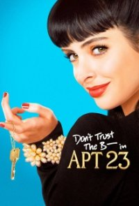 Cover Apartment 23, Poster
