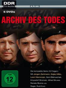 Cover Archiv des Todes, Poster