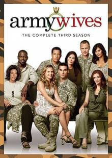 Army Wives Cover, Poster, Army Wives