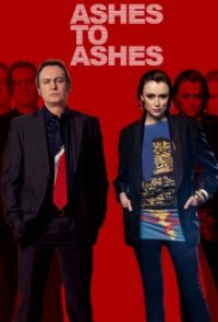 Ashes to Ashes - Zurück in die 80er Cover, Online, Poster