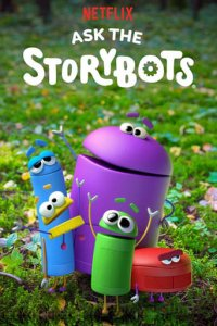 Cover Ask the Storybots, Poster