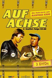 Cover Auf Achse, Poster