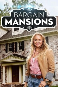 Cover Bargain Mansions, Poster