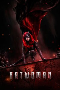 Cover Batwoman, Poster