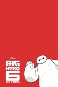 Cover Baymax - Robowabohu in Serie, Poster