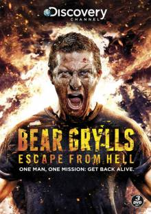 Cover Bear Grylls: Escape From Hell, Bear Grylls: Escape From Hell
