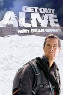 Cover Bear Grylls: Get Out Alive, Bear Grylls: Get Out Alive