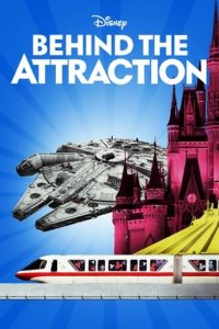 Behind the Attraction Cover, Online, Poster