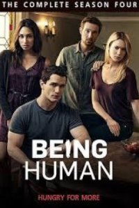 Cover Being Human US, Poster
