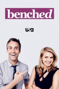 Benched Cover, Poster, Benched