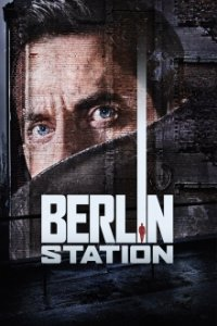 Cover Berlin Station, Poster