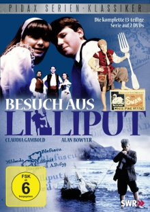 Cover Besuch aus Liliput, Poster