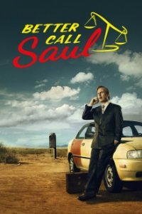 Cover Better Call Saul, Poster
