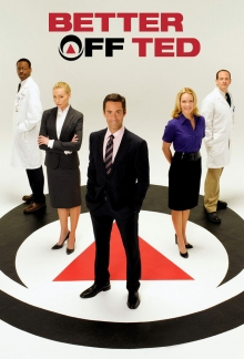 Better off Ted - Die Chaos AG, Cover, HD, Serien Stream, ganze Folge