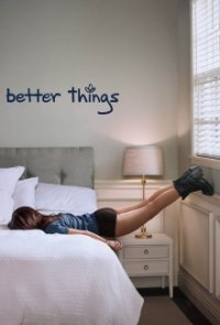 Better Things Cover, Poster, Better Things DVD