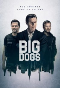 Cover Big Dogs, Poster
