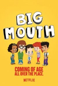 Cover Big Mouth, Big Mouth